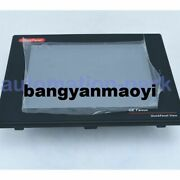 1pc Used Fanuc Quickpanel Ic754vsi12ctd-eg Touch Panel Fully Tested