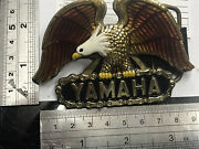 Yamaha 4a16belt Buckle 1980 Baron Officially Licensed Product 6234