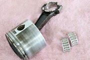 Piston 5007545 Connecting Rod 5006383 From Evinrude E50dtlaaa Motor Priced Ea.