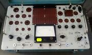 Ł3-3 Tube Tester Cccp Complete + Cards / T 5592