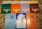 Kaginand039s Coin Auction Catalogs - 7 From 1977-1980
