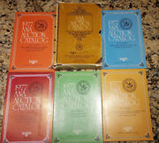Kaginand039s Coin Auction Catalogs - The Complete 1977 Ana Catalog Set Sessions 1-5