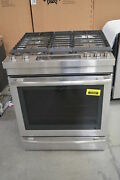 Jenn-air Jds1450ds 30 Stainless Dual-fuel Slide In Range Convection 29923 Mad