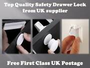 Uk Invisible Safety Magnetic Cupboard Drawers Lock Door Proof Upgraded Designs