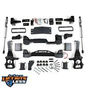 Bds Suspension 1532h 6 Lift Kit For 2017-2019 Ford F-150 4wd Gas