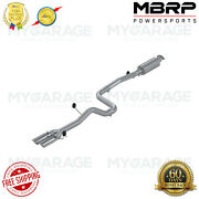 Mbrp S4202304 Exhaust System Kit Fits 14-18 Ford Fiesta 1.6l-l4