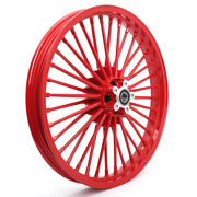 21 2.15 Front Cast Wheel For Sportster Touring Dyna Softail Fxdl Xlh Fxdb Fxst