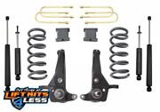 Maxtrac Suspension K883063a-4 6 Lift Kit W/shocks For 98-2000 Ford Ranger