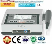 Ultrasound Therapy 1/3mhz Sensor Control Ultrasonic Physical Pain Relief Therapy