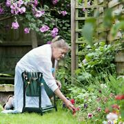 Folding Garden Kneeler And Seat Bench - New Cy