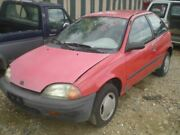 Engine 1.3l 4-79 Vin 9 8th Digit Fits 95 Firefly 129238