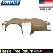 Coverlay Dash Board Cover Light Brown 10-712sll-lbr For Altima W/ Dash Speakers