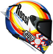 Agv Pista Gp Rr Limited Edition Winter Test 2005 Full Face Motorcycle Helmets
