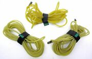 Lot Of Three Msa Safety 10040664 25 Foot Sample Line For Msa Altair Gas Detector