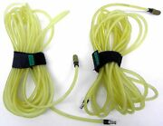 Lot Of Two Msa Safety 10040664 25 Foot Sample Line For Msa Altair Gas Detector