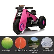 Children's Electric Motorcycle 3 Wheels Double Drive Perfect Gift For Children