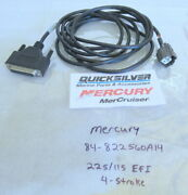 N36a Mercury Quicksilver 84-822560a14 Cable Assembly Oem Specialty Marine Tool