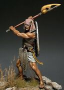 Tin Toy Soldier 54mm Superb Elite Painting In St.petersburg.egyptian Warrior