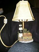 Antique Lighthouse Lamp