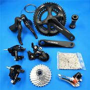 Shimano 105 R7000 22s Road Bike Groupset With Brake 170mm 172.5 175mm Oe