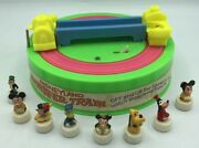 Vintage Marx Disneyland Mickey Mouse Transfer Train. Parts And Repair.