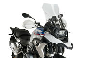 Puig Screen Touring Compatible For Bmw R 1250 Gs 2020 Transparent