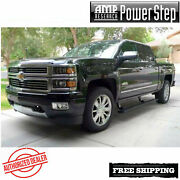 Amp Research® Powerstep Running Boards For 2014-2018 Gmc Sierra 1500 Ec Cc