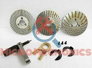 Dividing / Indexing Plates Set For Hv4 And Hv6 Rotary Table Indiaand039s Best Quality