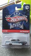 Hot Wheels '09 Cop Rods '64 Ford Thunderbolt 427ci. Discontinued Early. Rare.