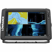 Lowrance Elite-12 Tiandsup2 Fishfinder/chartplotter With Active Imaging 3-in-1