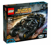 Lego Dc Comics Super Heroes The Tumbler 76023 Box In Perfect Condition