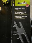 Char-broil Universal Replacement H-burner Stainless Steel