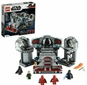 Lego Star Wars 75291 Death Star Final Duel With Minifigures - New Sealed Box