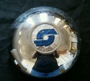 Vintage Ford Chevy Dodge Baby Moon Hubcap Wheelcover Dogdish Poverty Cap