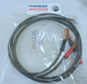 P25c Johnson Omc 393710 12v Trans Battery Cable Oem New Factory Boat Parts