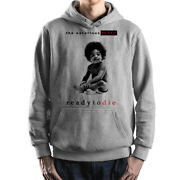 The Notorious Big Ready To Die Hoodie / Sweatshirt Menand039s Womenand039s All Sizes