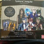 Twisted Wonderland Metal Card Collection Vol.1