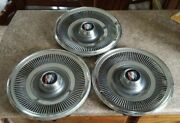 1969 69 Buick Special Lesabre 15 15 Inch Hubcaps Wheelcovers