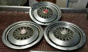 1974 - 1978 Ford Mustang 13 13 Inch Hubcaps Wheelcovers 1975 1976 1977