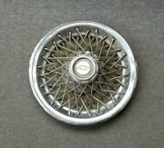 1970and039s 1980and039s Chevy Chevrolet Wire Spoke Hubcap Wheelcover