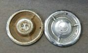 1958 58 Chevy Chevrolet 14 14 Inch Hubcap Wheelcover