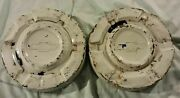1960and039s 1970and039s Chevy Chevrolet Hubcap Wheelcover Dogdish