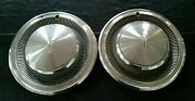 1972 - 1978 Plymouth Fury Trail Duster 15 15 Inch Hubcaps Wheelcovers