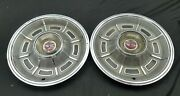 1971 1972 1973 Mercury Cougar Xr7 14 14 Inch Hubcaps Wheelcovers
