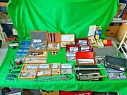 Huge Lot Of New And Used Nsk Micrometers Calipers Misc Machinist Tools Japan As-is