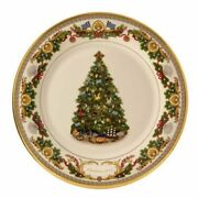 Lenox 2012 Annual Trees Around The World Collector Plate Greece 22nd Mib Htf