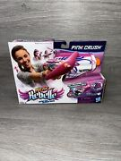 Nerf Rebelle Pink Crush Blaster With 4 Collectible Darts + 12 More Darts New