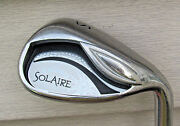Ladies Callaway Solaire Sw Sand Wedge 50g Womenand039s Graphite / Winn Pink