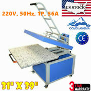 Us 31 X 39 Large Format Textile Thermo Transfer Heat Press Machine