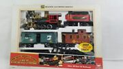 New Bright The Great American Express Train Set Vintage Rare